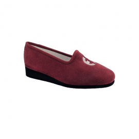 Slipper Lamis- Rouge