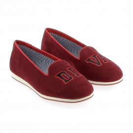 Slipper Bradi- Rouge