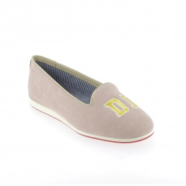 Slipper Bradi- Beige