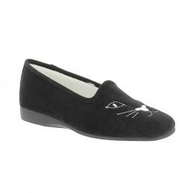 Ballerines Ecat- Black