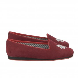 Slipper BIBO- Rouge