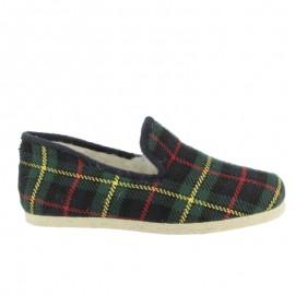 WILL écossais- Vert